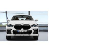 BMW X6 xDrive40d full